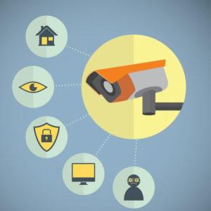 Cámaras de seguridad y CCTV