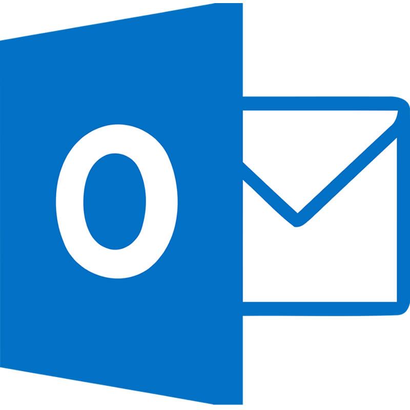 Configuración de Outlook 2016